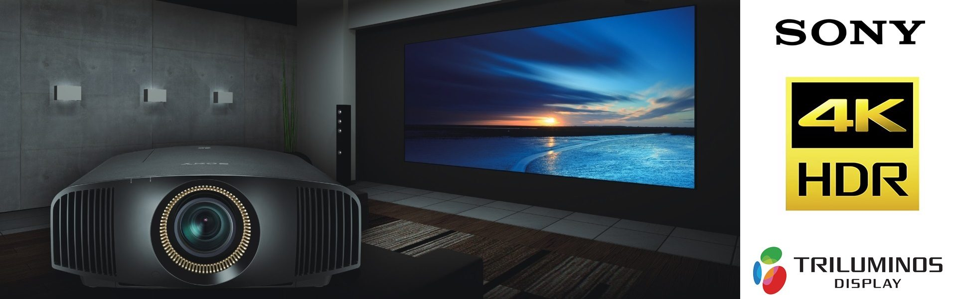 The real home theater